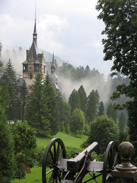 Peles-Castle-Sinaia-Romania