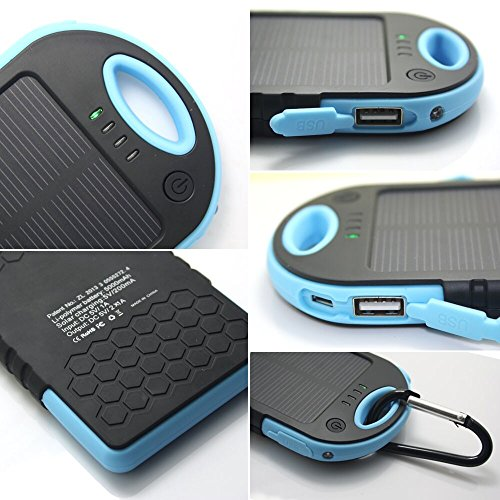 baterie externa shockproof waterproof 5000 mAh